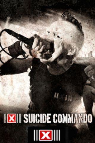 Concert SUICIDE COMMANDO + AFTERPARTY PUNISH YOUR MASHINE #4 à PARIS @ Petit Bain - Billets & Places