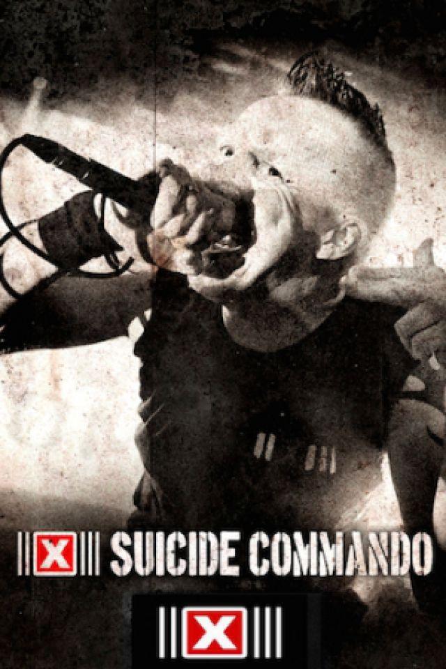 SUICIDE COMMANDO + AFTERPARTY PUNISH YOUR MASHINE #4 @ Petit Bain - PARIS