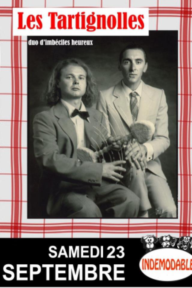 """Billets Les Tartignolles : """"Duo d'imbéciles heureux"""" - BAIE DES SINGES"""