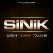 Concert SINIK + GUEST à RAMONVILLE @ LE BIKINI - Billets & Places