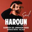 """Spectacle HAROUN - """"Seuls"""" à VELAUX @ ESPACE NOVA VELAUX - A - Billets & Places"""