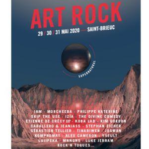 Festival Art Rock 2020 - Billet Grande Scene Vendredi