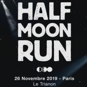 Half Moon Run Au Trianon