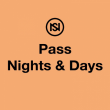 Festival NUITS SONORES - PASS NIGHTS & DAYS