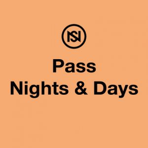 Nuits Sonores - Pass Nights & Days