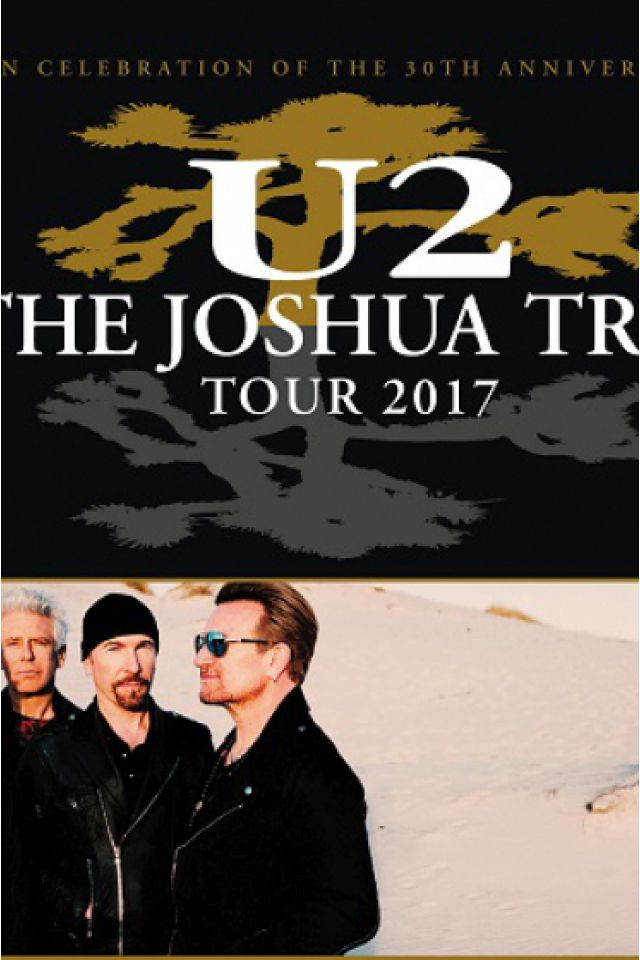 U2 @ Stade de France - SAINT DENIS