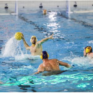 J5 Championnat Water-Polo : Cn Marseille - Montpellier Water-Polo