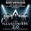 Affiche The illusionists 2.0