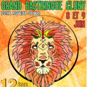 GRAND BASTRINGUE - PASS 2 JOURS + Camping @ Parc de l'Abbaye de Cluny - CLUNY