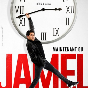 JAMEL DEBBOUZE @ La Cigale - Paris