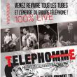 Concert TELEPHOMME - 100% LIVE