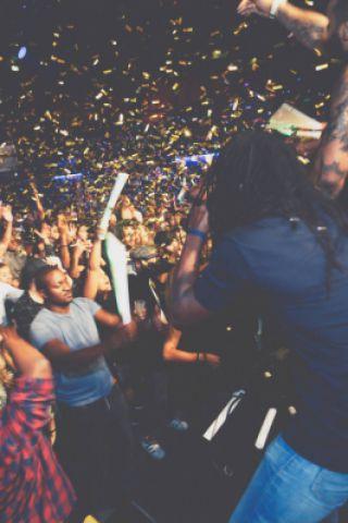 Billets Hip-Hop vs RnB - Hello Panam Boat Party - FLOW