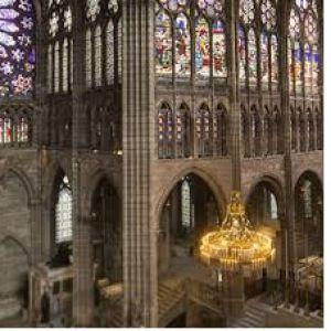 Basilique de Saint-Denis @ Basilique de Saint Denis - Saint Denis