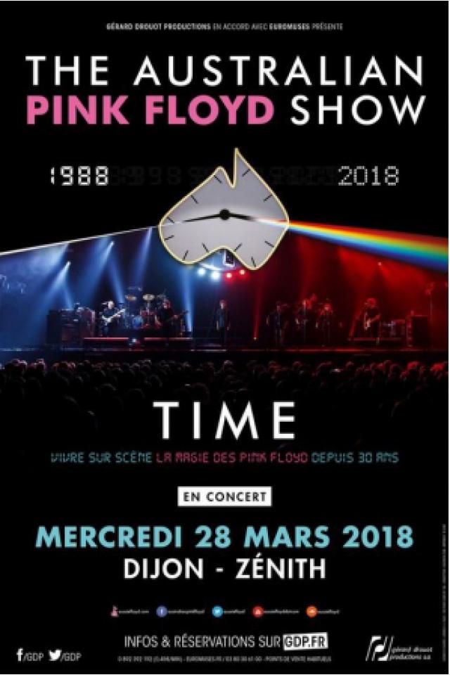 Concert the australian pink floyd show dijon z nith de for Parc expo dijon