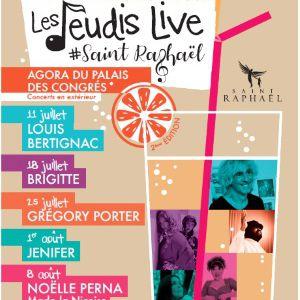 Les Jeudis Live - Brigitte