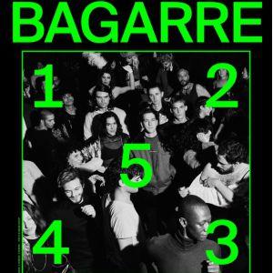 Bagarre + Corine @ L'OASIS - Le Mans