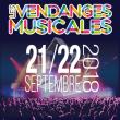 Festival Les Vendanges Musicales - Pass 2 Jours