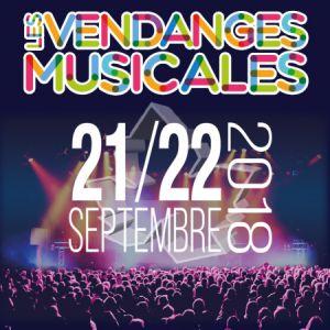 Festival Les Vendanges Musicales - Pass 2 Jours @ Festival Les Vendanges Musicales - CHARNAY