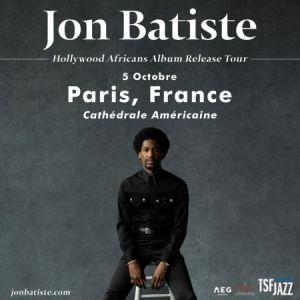 Concert JON BATISTE à PARIS @ CATHEDRALE AMERICAINE - Billets & Places