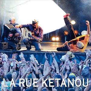 LA RUE KETANOU + MON COTE PUNK + TELEGRAM @ Le Cèdre - CHENÔVE