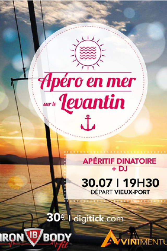 Billets L'APERO - Le Levantin