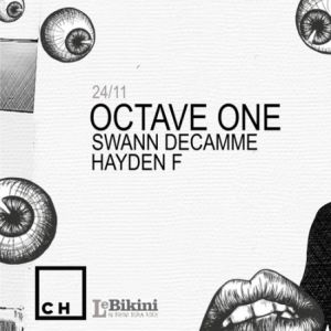 Candyhouse x Octave one @ LE BIKINI - RAMONVILLE