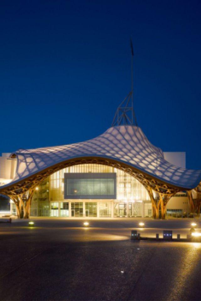 EXPOSITIONS CENTRE POMPIDOU-METZ @ Centre Pompidou-Metz - METZ