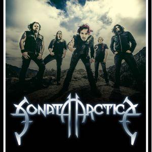 Sonata Arctica + Witherfall