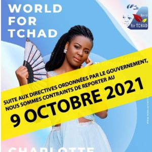 World For Tchad - Charlotte Dipanda