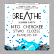 Soirée BREATHE SUMMER PARTY à RAMONVILLE @ LE BIKINI - Billets & Places