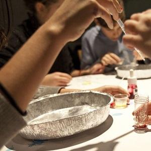Stage de science famille : Un parfum de saison @ Cité des sciences et de l'industrie - PARIS