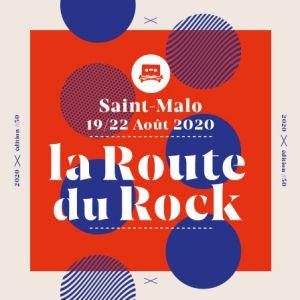 La Route Du Rock - Collection Été - Forfait 3 Jours