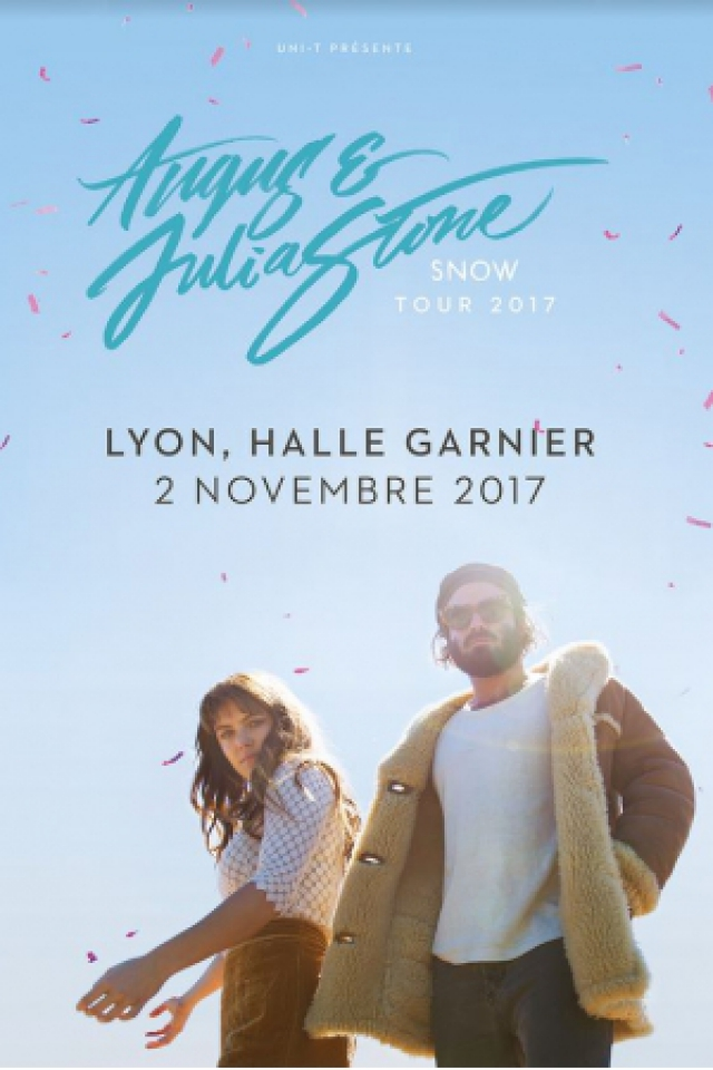 ANGUS & JULIA STONE @ Halle Tony Garnier - LYON