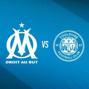 Olympique de Marseille - Toulouse FC @ Orange Vélodrome - Marseille