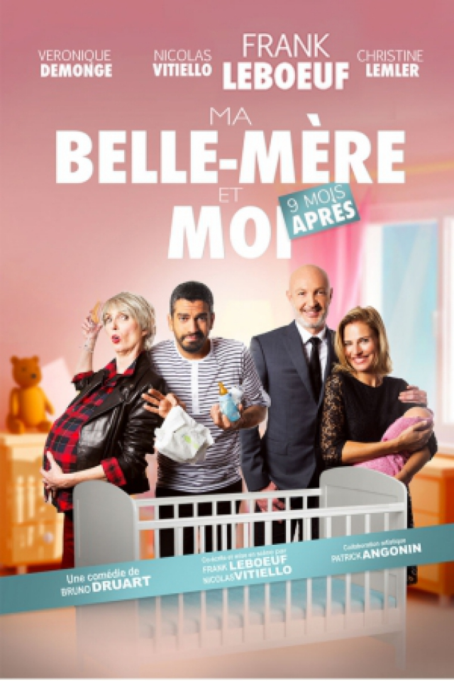 MA BELLE MERE ET MOI 9 MOIS APRES @ Théâtre Sébastopol - LILLE