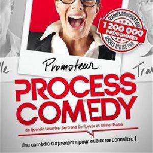 Process Comedy, Les 6 Personnalites