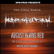 Concert HEAVEN SHALL BURN + AUGUST BURNS RED +WHITECHAPEL +IN HEARTS WAKE à TOULOUSE @ LE METRONUM - Billets & Places