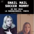 Concert Snail Mail + Soccer Mommy à PARIS @ La Maroquinerie - Billets & Places