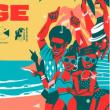 Soirée Make It Deep & B.E • Tom Trago, Damiano Von Erckert, Nick Holder