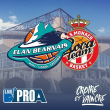 Match ELAN BEARNAIS / MONACO à PAU @ Palais des Sports de Pau - Billets & Places