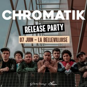 Chromatik - Release Party Brighter
