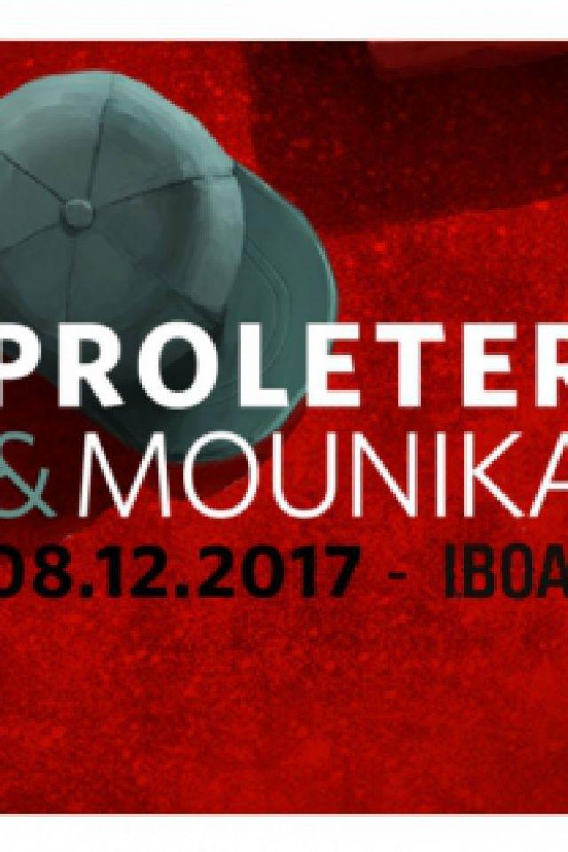 IBOAT - BANZAI LAB CONCERT: PROLETER, MOUNIKA @ I.boat - BORDEAUX