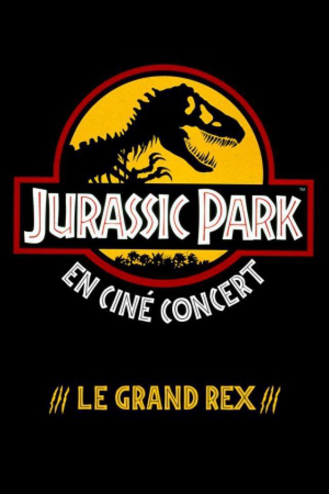 JURASSIC PARC EN CINE-CONCERT - A Supprimer @ Le Grand Rex - Paris