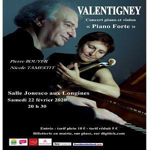 "Concert ""Piano Forte"""