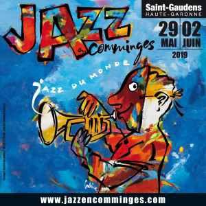 Festival Jazz En Comminges 2019 - Pass 2 Soirs 31 Mai Et 1Er Juin