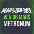 Concert MARS RED SKY à TOULOUSE @ LE METRONUM - Billets & Places