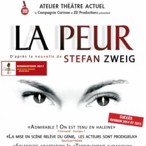 LA PEUR @ La Chaudronnerie - Salle Michel Simon - LA CIOTAT
