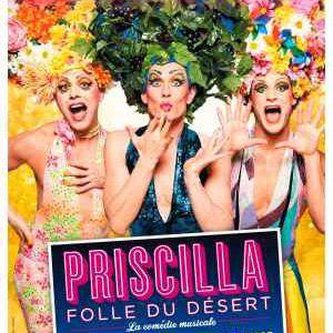 PRISCILLA FOLLE DE DESERT @ Le Corum - Salle Berlioz - MONTPELLIER