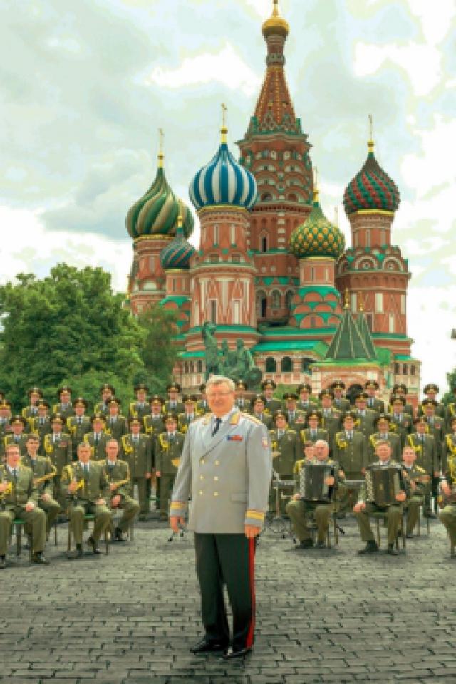 Festival Les Nuits de Moscou | Choeurs de l'Armée Rouge à LE GARRIC @ MAISON DE LA MUSIQUE |  - Billets & Places