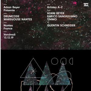 Drumcode: Adam Beyer, Enrico Sangiuliano...